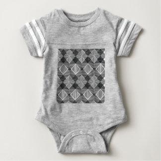 pattern I Baby Bodysuit