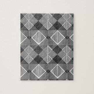 pattern I Jigsaw Puzzle