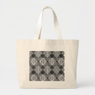 pattern I Large Tote Bag