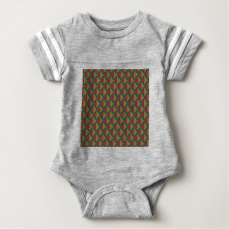 pattern K Baby Bodysuit