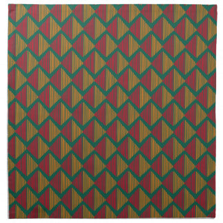 pattern K Napkin