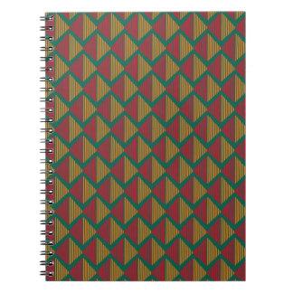 pattern K Notebook