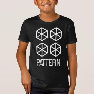 Pattern Kids' American Apparel Organic T-Shirt