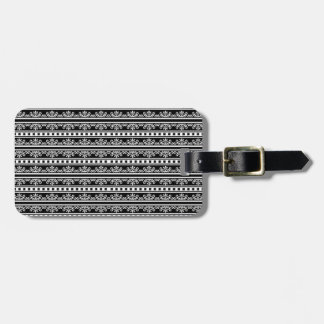 Pattern Luggage Tag