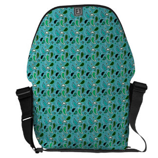 PATTERN ME THIS! MESSENGER BAGS