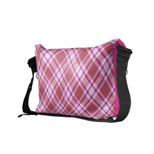 pattern commuter bags