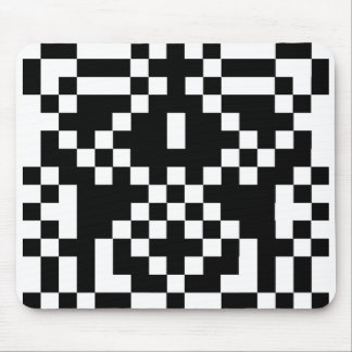 pattern mouse pad
