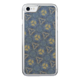 Pattern No. 2 Carved iPhone 7 Case