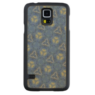 Pattern No. 2 Carved® Maple Galaxy S5 Case