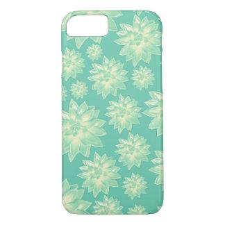 Pattern of succulents Case-Mate iPhone case