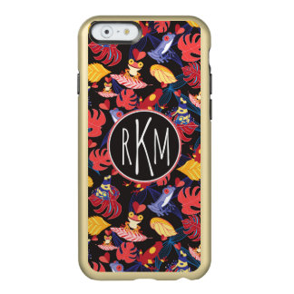 Pattern Of The Lovers Frogs | Monogram Incipio Feather® Shine iPhone 6 Case