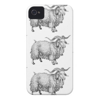 pattern of the old ram Case-Mate iPhone 4 case
