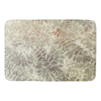 Pattern of Vetch Leaves | San Juan Islands, WA Bath Mat