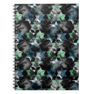 pattern P Notebook