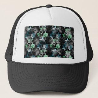 pattern P Trucker Hat