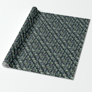 pattern P Wrapping Paper