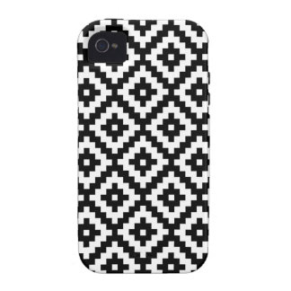 Pattern Perfect Crazy Marvelous Case-Mate iPhone 4 Cover