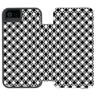 Pattern Perfect Crazy Marvelous Incipio Watson™ iPhone 5 Wallet Case
