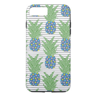 Pattern Pineapple iPhone 8 Plus/7 Plus Case