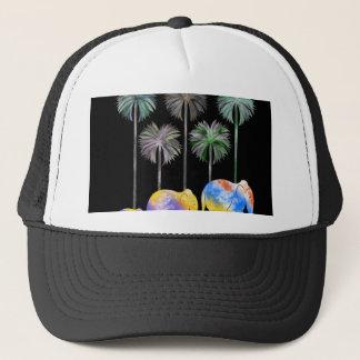 Pattern Q Trucker Hat