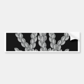 Pattern R Bumper Sticker