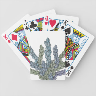 Pattern S Bicycle Playing Cards