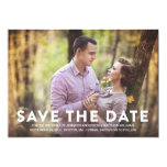 """PATTERN   SAVE THE DATE ANNOUNCEMENT 5"""" X 7"""" INVITATION CARD"""