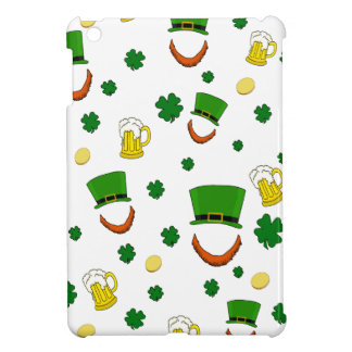 Pattern - St. Patrick's day Cover For The iPad Mini