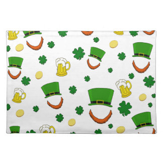 Pattern - St. Patrick's day Placemat