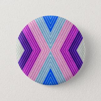 Pattern Standard, 2¼ Inch Round Button