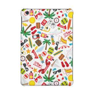 Pattern Summer holiday travel south sea iPad Mini Cases