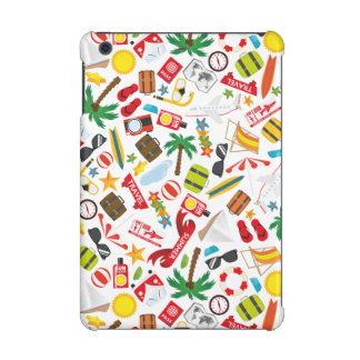 Pattern Summer holiday travel south sea iPad Mini Retina Cases
