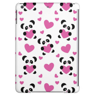 Pattern to the Day of Love iPad Air Covers