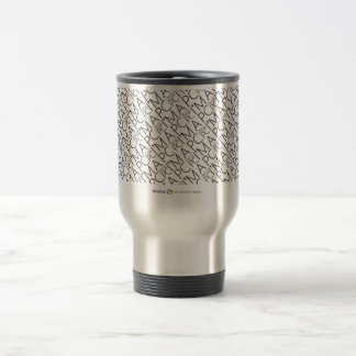 PATTERN TRAVEL MUG V2