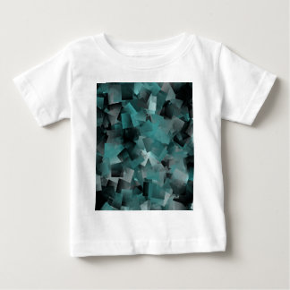 Pattern turquoise no. 3 baby T-Shirt