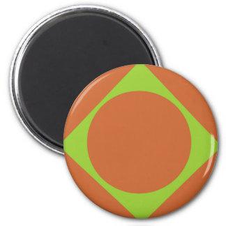 pattern-zazzle-8 2 inch round magnet