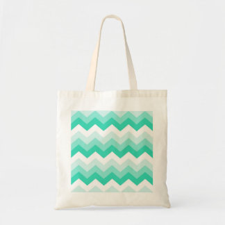 Pattern zigzags (Turquoise, green and blank)