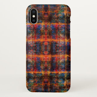 Patterned Autism iPhone X Case