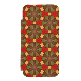 PAtterned case Incipio Watson™ iPhone 5 Wallet Case