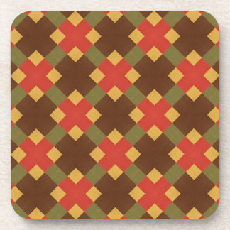 Patterned coaster. coaster