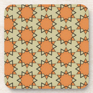 Patterned coaster: coaster