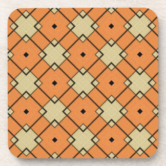 Patterned coasters. coaster