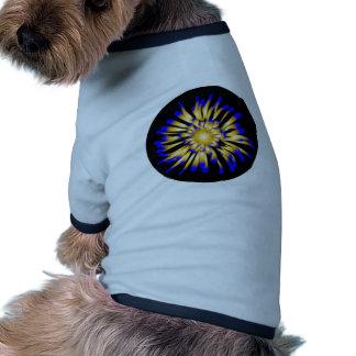 Patterned Dog Vest. Dog Tee Shirt