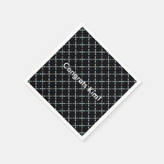 Patterned Napkin Paper Napkins