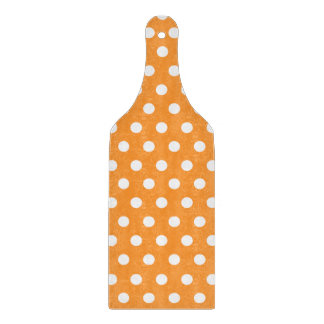Patterned Polka Dots Cutting Boards