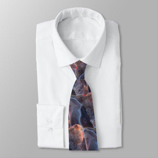 Patterned Rock Tie