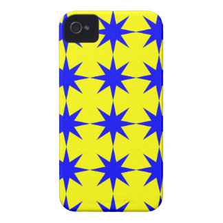 Patterned Starry iPhone 4 Case