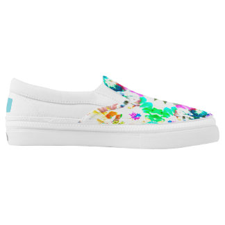 Patterns4Nature photography  nature  landscapes  d Slip-On Sneakers