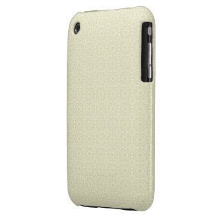 Patterns & Borders 3 iPhone 3G Barely There iPhone 3 Case