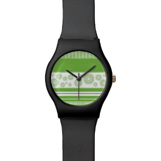 Patterns, Stripes & Circles: 2017 Pantone Greenery Watch